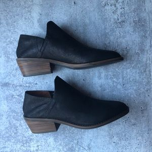 Lucky Brand Fausst Ankle Boots 7.5 M/ EU 38